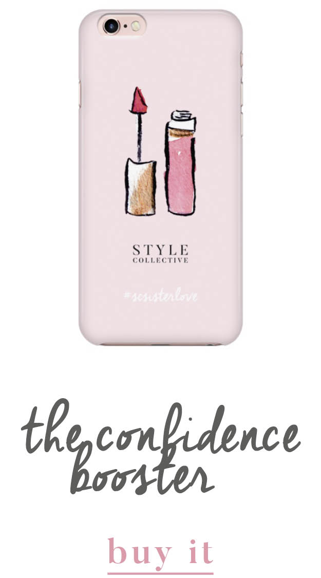 The Confidence Booster Phone Case