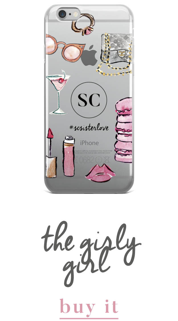 The Girly Girl Phone Case