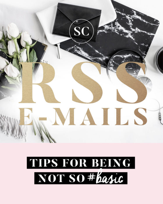RSS Emails