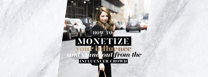 How to monetize as a blogger